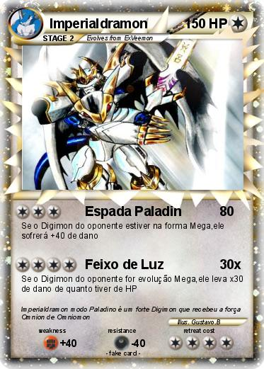 imperialdramon card - photo #13
