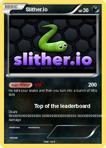 Pokemon Slither Lo