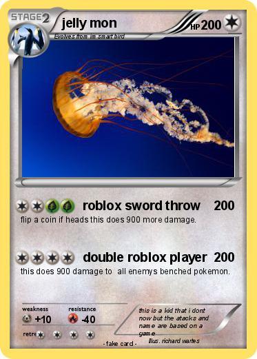 Pokemon Jelly Mon