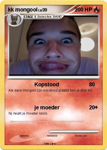 Pokemon Kk Mongool
