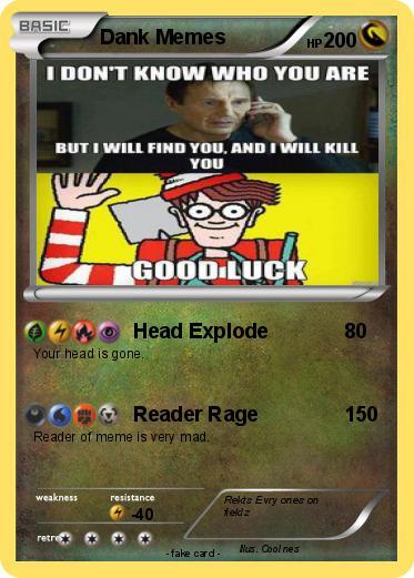Pokémon dank meme 8 8 - r.i.p - My Pokemon Card |Pokemon Dank Memes