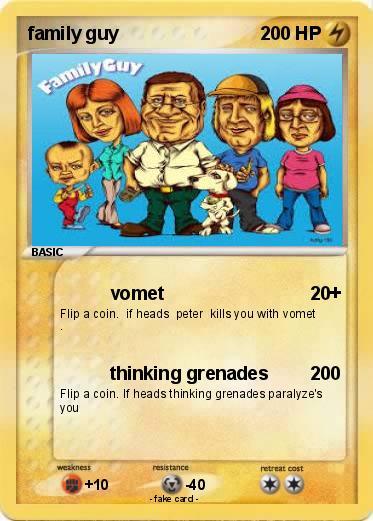 Family Guy Pokemon Images