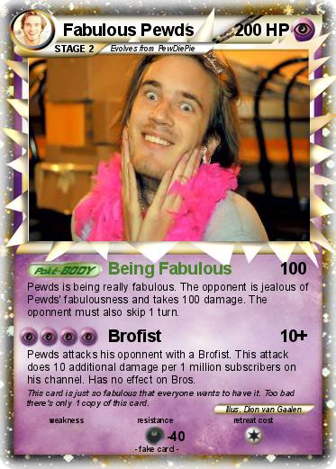 pewds is fabulous by - photo #13