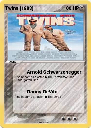 Pokemon Twins 1988