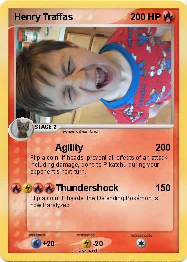 Pokémon Henry Hudson 10 10: Pokémon Henry Traffas