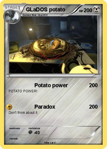 Pokemon Glados Potato 5
