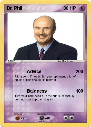dr phil resume tips