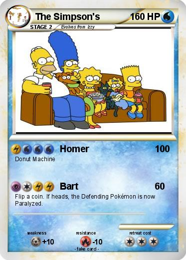 Pokemon The Simpson's