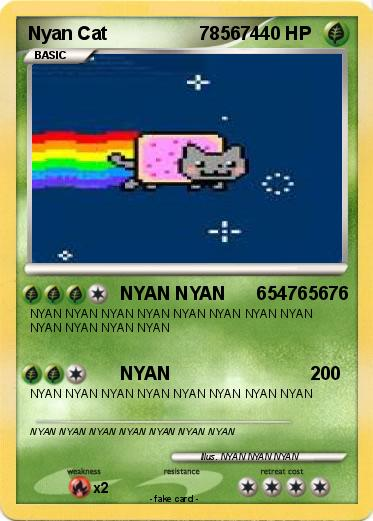 Pokemon Nyan Cat                  785674