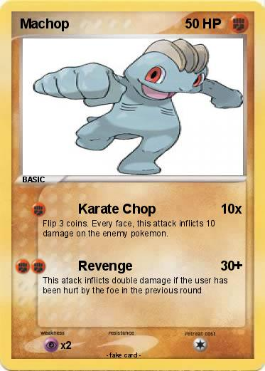 Pokemon Machop