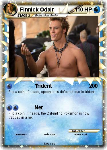 Pokemon Finnick Odair