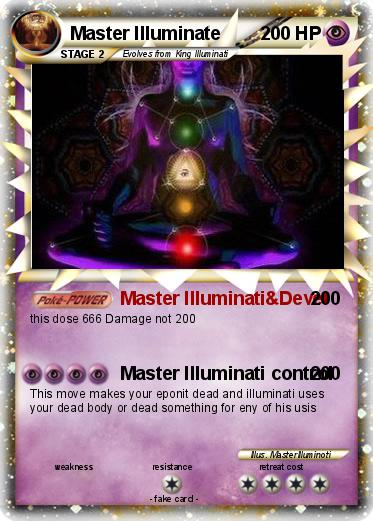Pokemon Master Illuminate