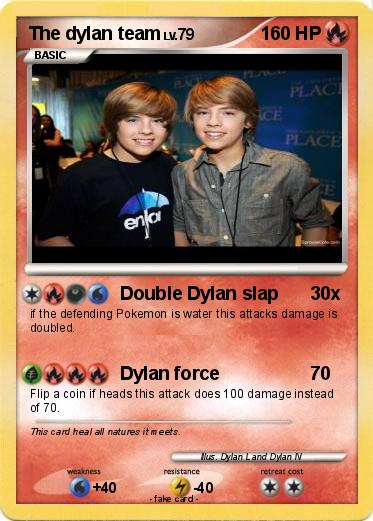 Pokemon The dylan team