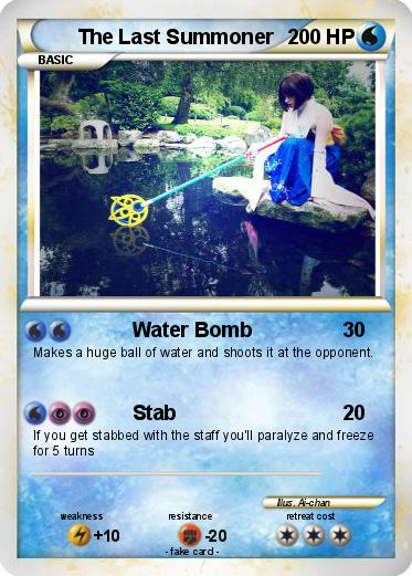 Pokemon The Last Summoner