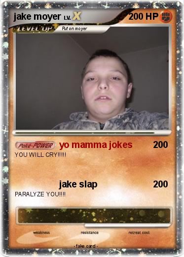 Pokemon jake moyer