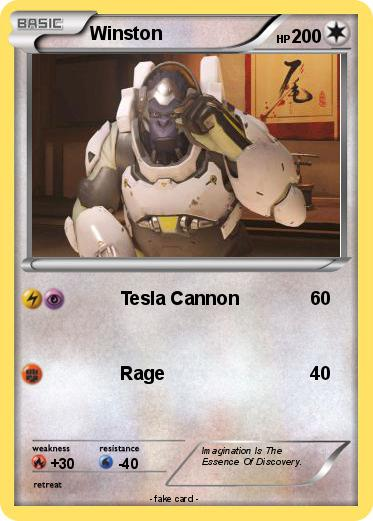 Pokemon Winston