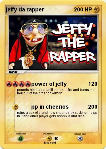 Pokemon jeffy da rapper