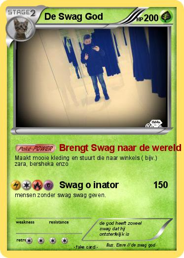 Pokemon De Swag God