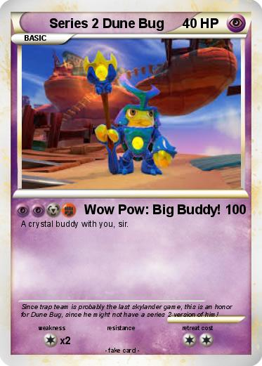 Pokemon Series 2 Dune Bug