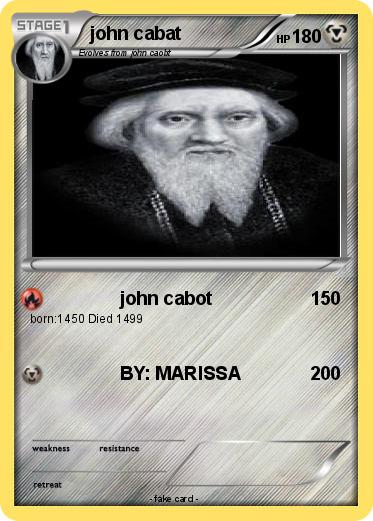 Pokemon john cabat