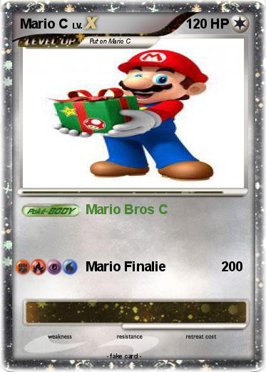 Pokemon Mario C