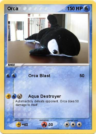 Pokemon Orca