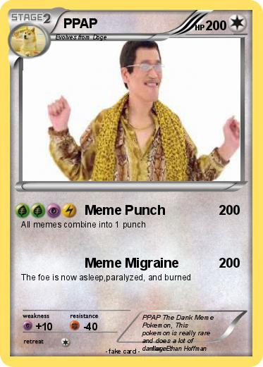 Pokemon PPAP