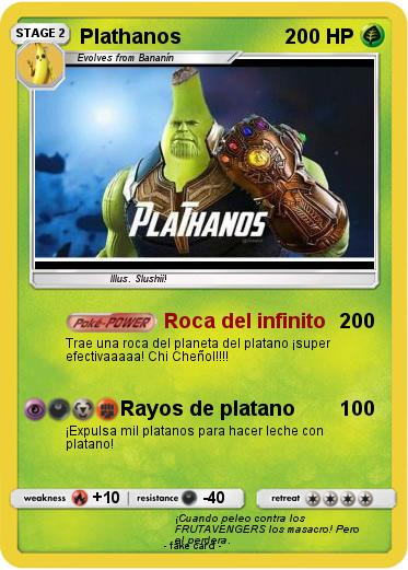 Pokemon Plathanos
