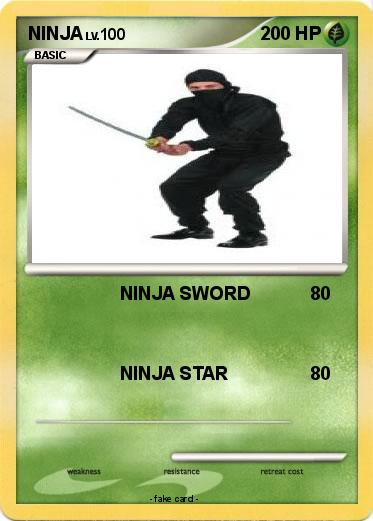 Pokemon NINJA