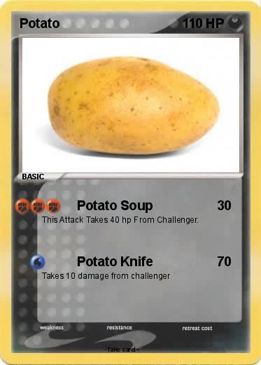 Pokemon Potato