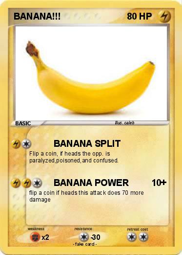 Pokemon BANANA!!!