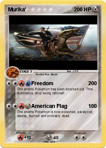 Pokemon Murika'
