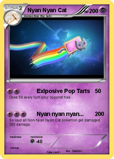 Pokemon Nyan Nyan Cat