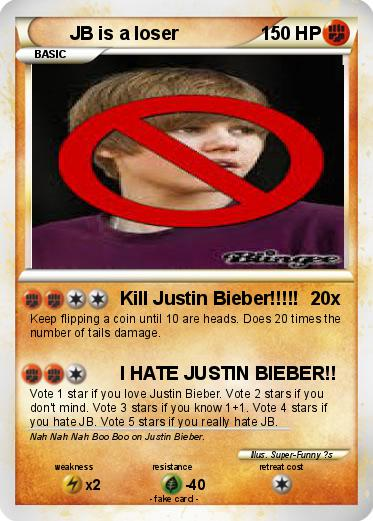 Pokemon JB is a loser