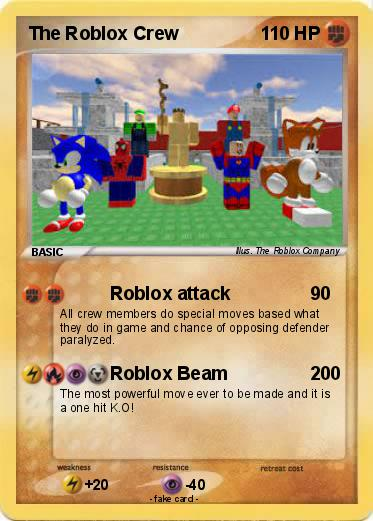 Pokemon The Roblox Crew