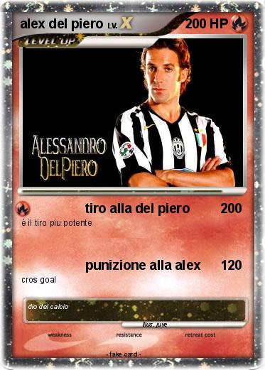 Pokemon alex del piero
