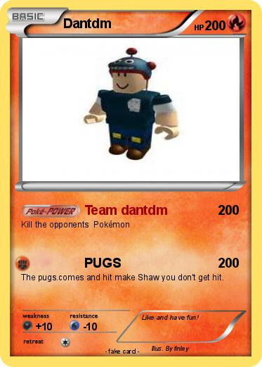Pokemon Dantdm