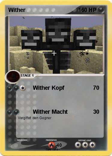 Pokemon Wither
