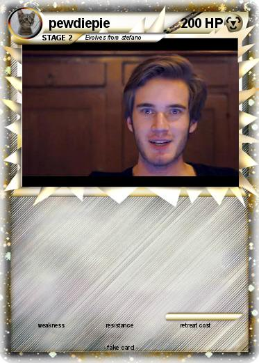 Pokemon pewdiepie