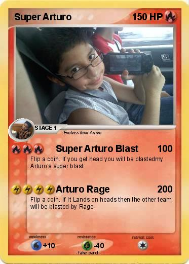 Pokemon Super Arturo