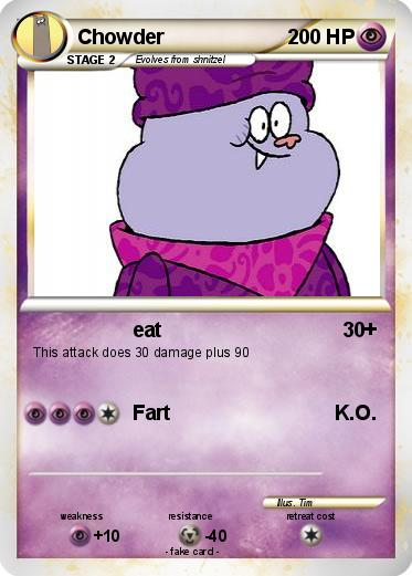 Pokemon Chowder