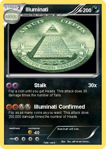 Pokemon Illuminati