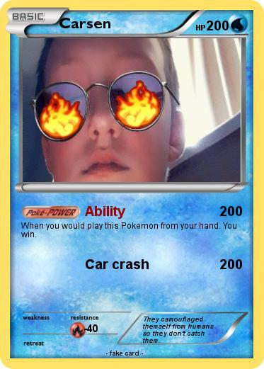 Pokemon Carsen