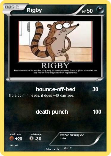 Pokemon Rigby