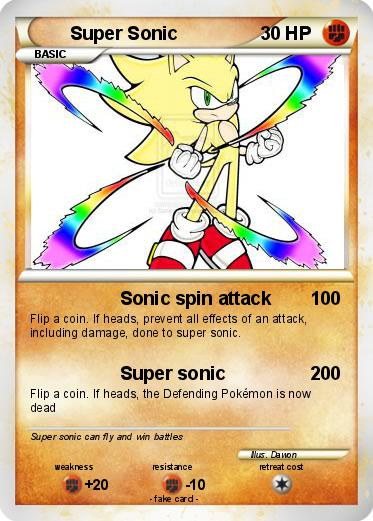 Pokemon Super Sonic