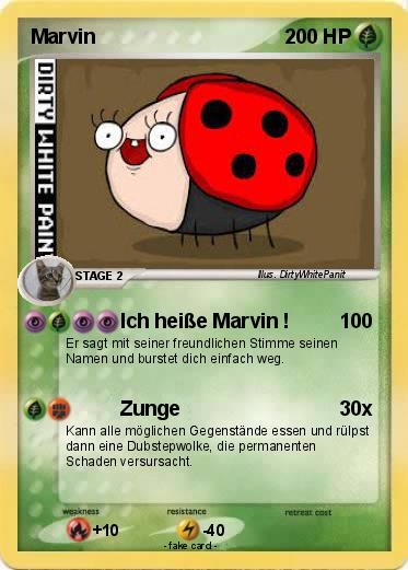 Pokemon Marvin