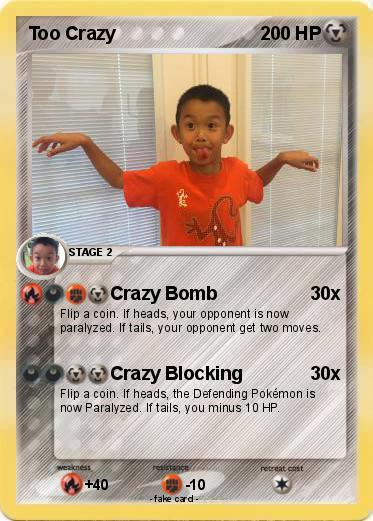 Pokemon Too Crazy