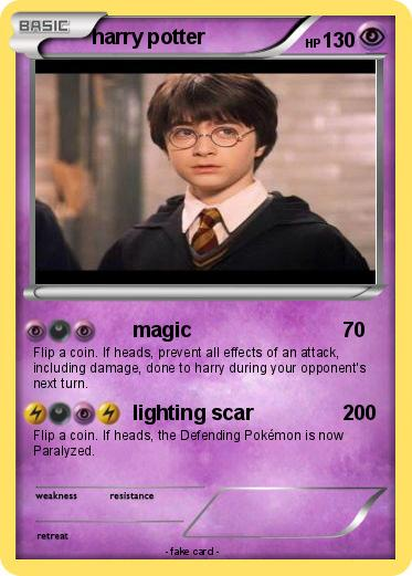 Pokemon harry potter