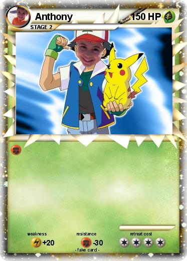 Pokemon Anthony