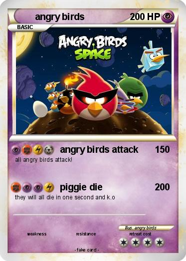 Pokemon angry birds